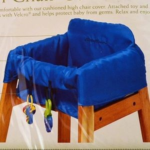 COPY - EUC Travel Padded High Chair Cover Protect…
